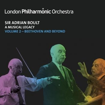 Cover Sir Adrian Boult: A Musical Legacy, Vol. 2
