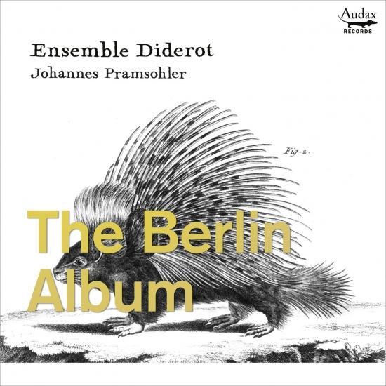 Cover The Berlin Album