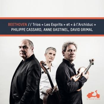 Cover Beethoven: Ghost & Archduke Trios