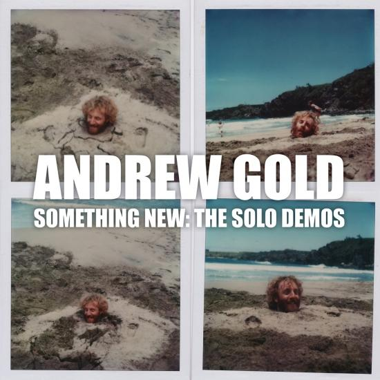 Cover Something New: The Solo Demos