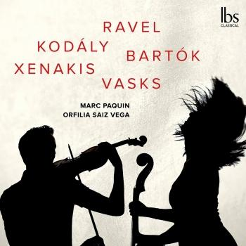 Cover Xenakis, Kodály & Others: Duos for Violin & Cello