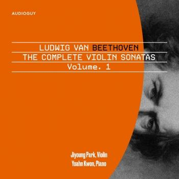 Cover Beethoven: The Complete Violin Sonatas, Volume. 1