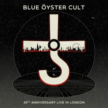 Cover 45th Anniversary - Live in London