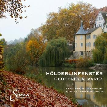 Cover Geoffrey Álvarez: Hölderlinfenster