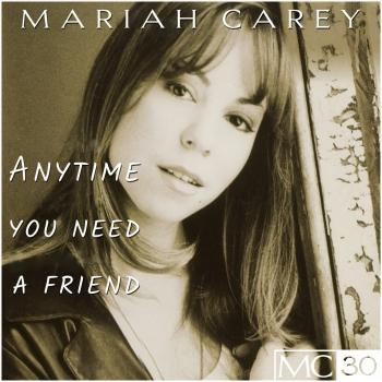 Cover Anytime You Need A Friend (Remastered)