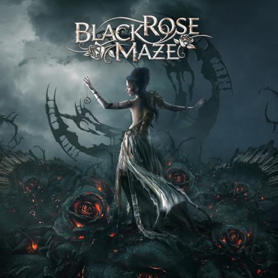 Cover Black Rose Maze