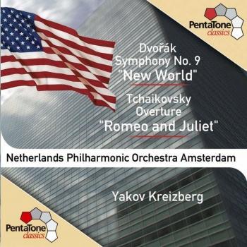 Cover DVORÁK: Symphony No. 9 / TCHAIKOVSKY: Romeo and Juliet