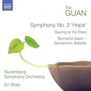 Cover Guan Xia: Symphony No. 2 Hope