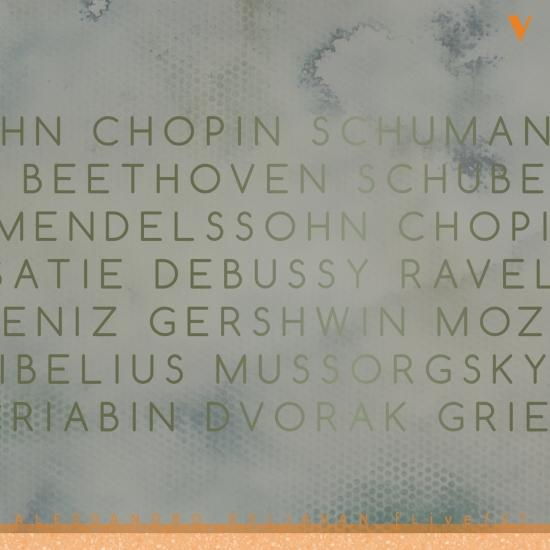 Cover Favourite Piano Music, Vol. 2 (Live)