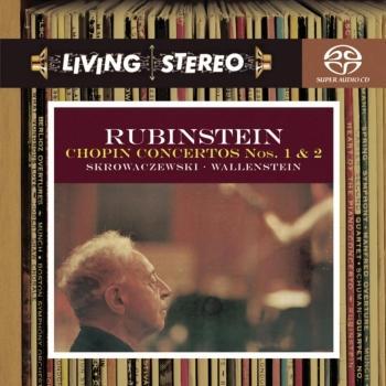 Cover Chopin: Piano Concertos