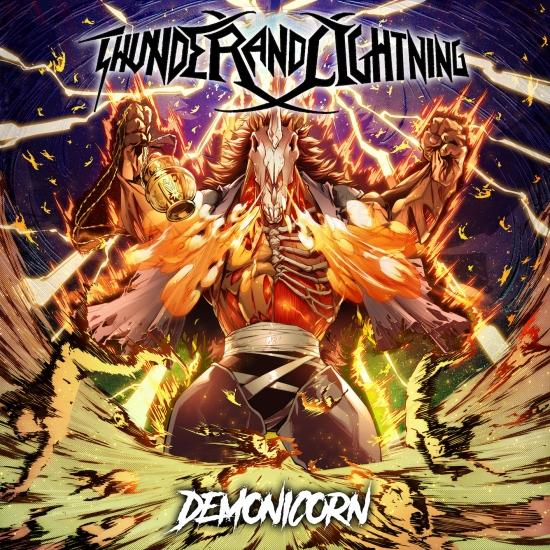 Cover Demonicorn