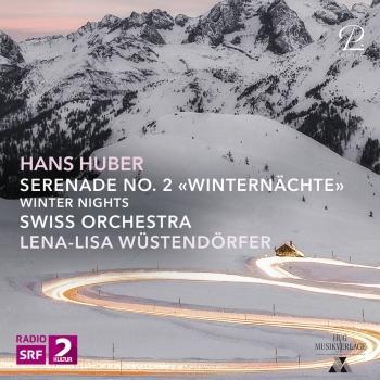 Cover Serenade No. 2, Winternächte, WoO