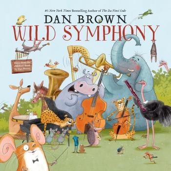 Cover Dan Brown: Wild Symphony
