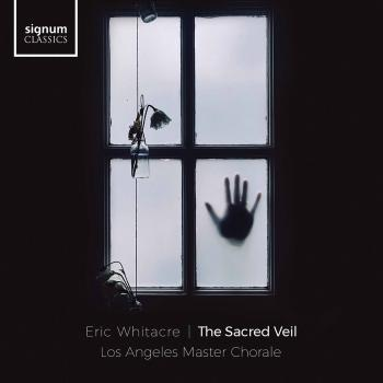 Cover Eric Whitacre: The Sacred Veil