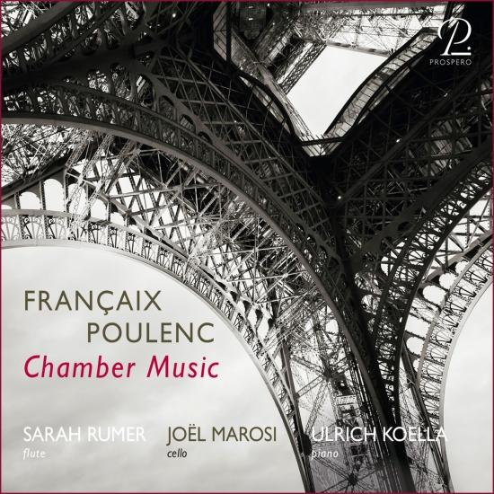 Cover French Chamber Music