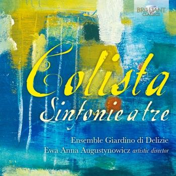 Cover Colista: Sinfonie a Tre