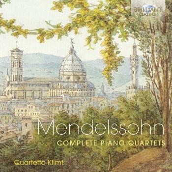 Cover Mendelssohn: Complete Piano Quartets