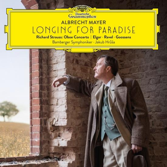 Cover Longing for Paradise