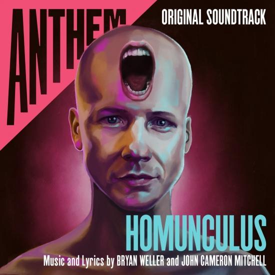 Cover Anthem: Homunculus (Original Soundtrack)