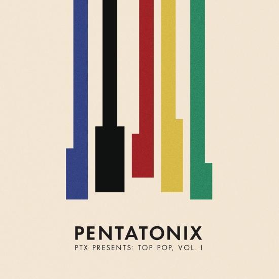 Cover PTX Presents: Top Pop, Vol. I