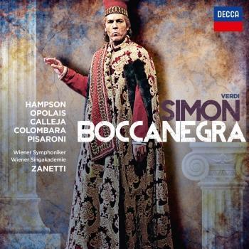 Cover Verdi: Simon Boccanegra