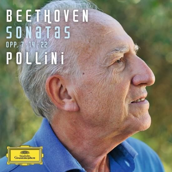 Cover Beethoven: Sonatas Opp.7, 14 & 22
