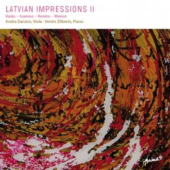 Cover Latvian Impressions II
