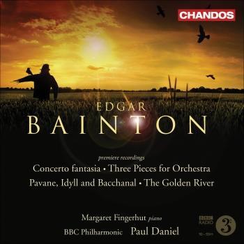 Cover EDGAR BAINTON: Concerto fantasia for piano and orchestra