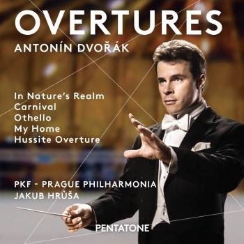 Cover Dvorak: Overtures