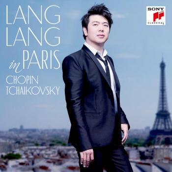 Cover Lang Lang in Paris