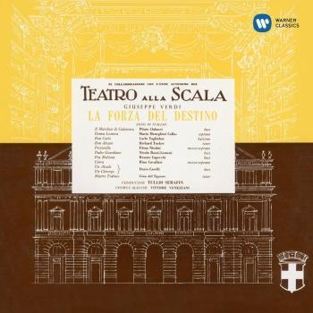 Cover Verdi: La forza del destino (1954 - Serafin) - Callas Remastered