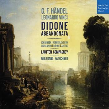 Cover Händel, Vinci: Didone abbandonata
