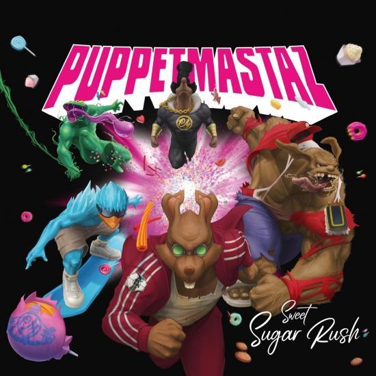 Cover Sweet Sugar Rush