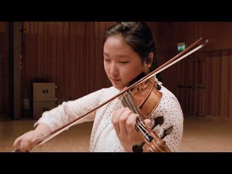 Video Sueye Park - Paganini 24 Caprices