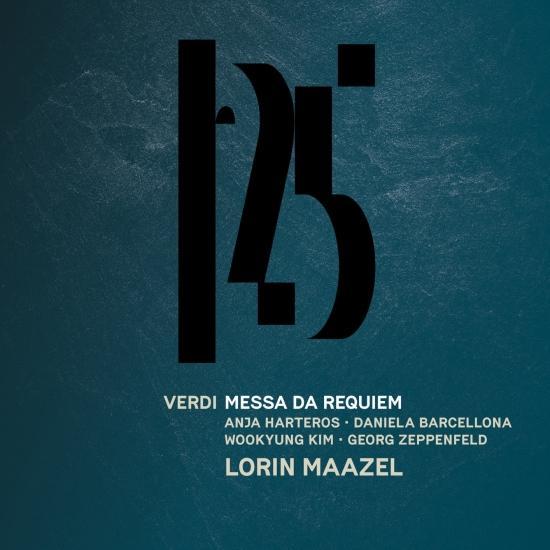 Cover Verdi: Messa da Requiem (Live)