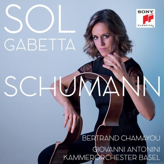 Cover Robert Schumann: Cellokonzert op.129