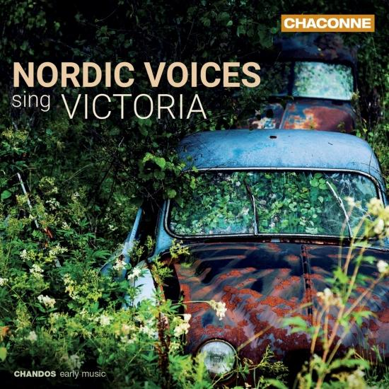 Cover Victoria: Motets