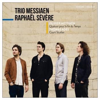 Cover Messiaen: Quatuor pour la fin du Temps