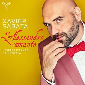 Cover L'Alessandro amante