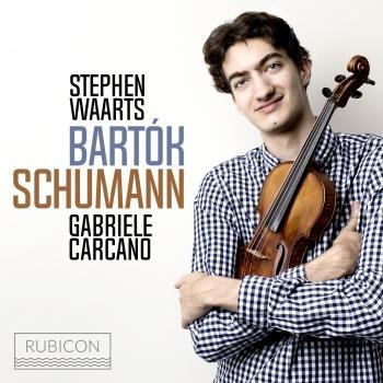 Cover Bartok & Schumann