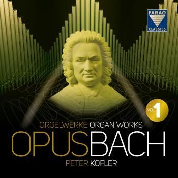 Cover Opus Bach / Orgelwerke