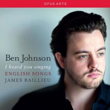 Cover I Heard You Singing: English Songs