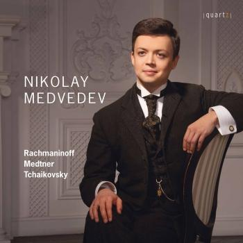 Cover Rachmaninoff, Medtner & Tchaikovsky: Piano Works
