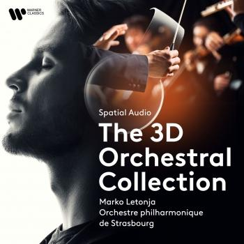 Cover Spatial Audio - The 3D Orchestral Collection (Stereo)