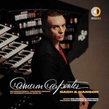 Cover Bach & Hanson