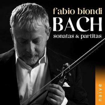 Cover Bach: Sonatas & Partitas