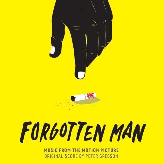 Cover Forgotten Man (Original Motion Picture Soundtrack)