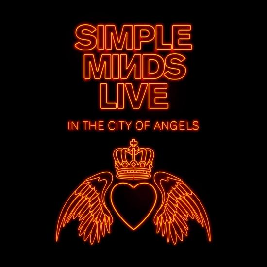 Cover Live in the City of Angels (Deluxe)