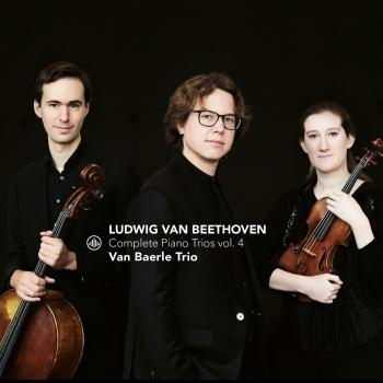 Cover Beethoven: The Complete Piano Trios Vol. 4