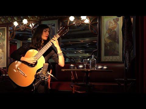 Video Roxane Elfasci - Arabesque, Debussy